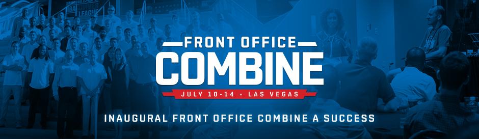 Front Office Combine A Success