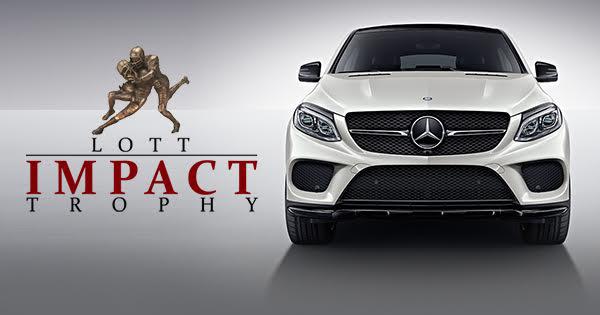 Mercedes benz usa extends partnership with the lott impact trophy lott impact trophy mercedes benz usa altavistaventures Image collections
