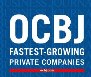 OC Business Journal Fastest Growing Companies