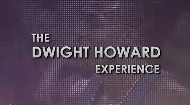Dwight Howard NBA All-Star Weeekend Experience