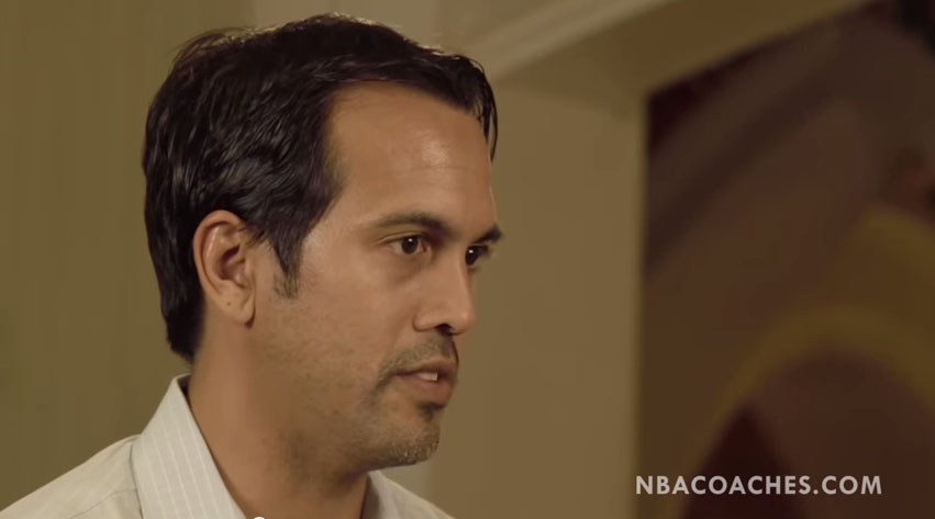 Erik Spoelstra Interview