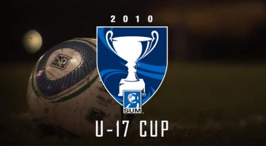 2010 SUM U-17 CUP Promo