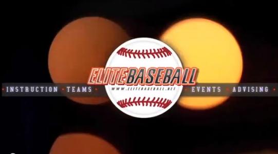 Elite Baseball Sizzle Reel