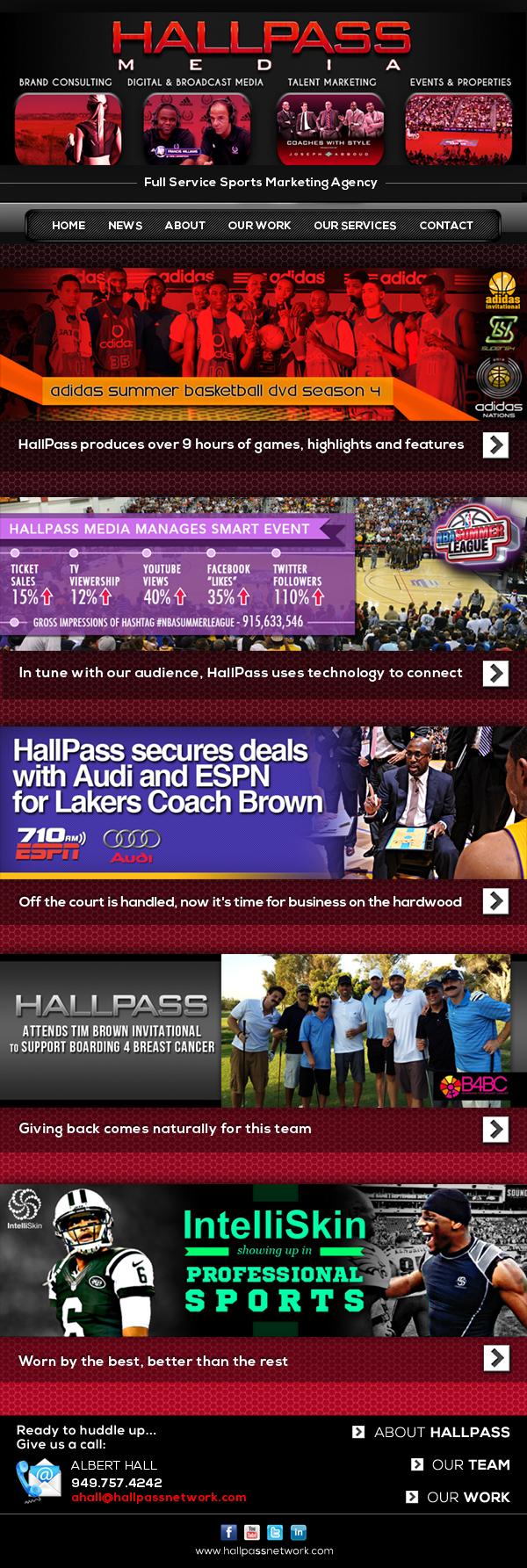 HallPass October Newsletter