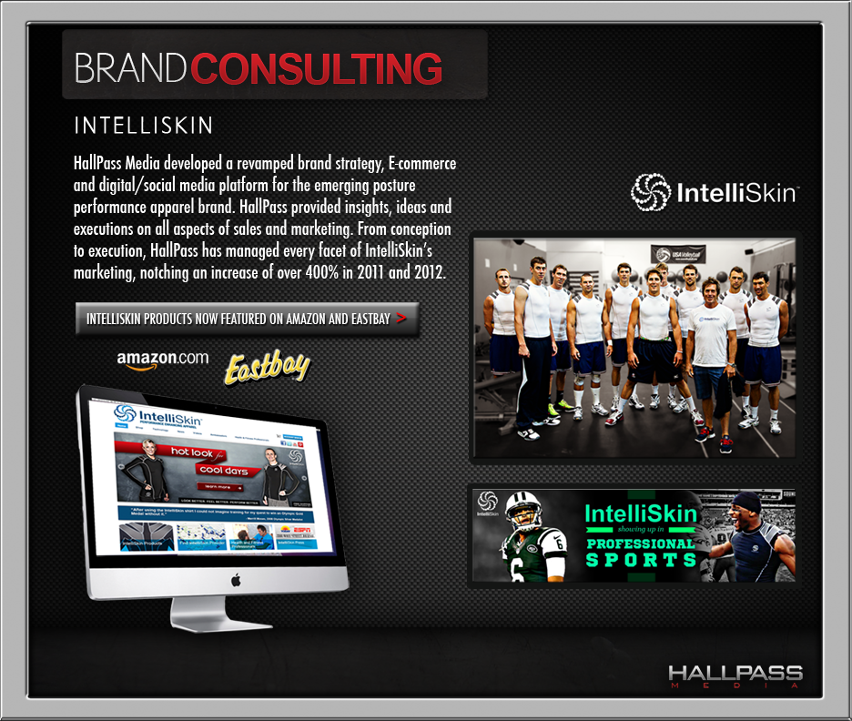IntelliSkin- Brand Consulting