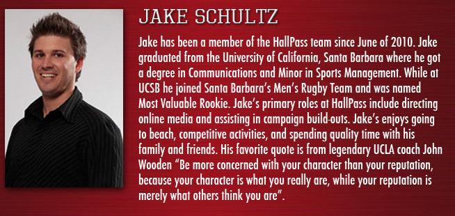 Jake Schultz