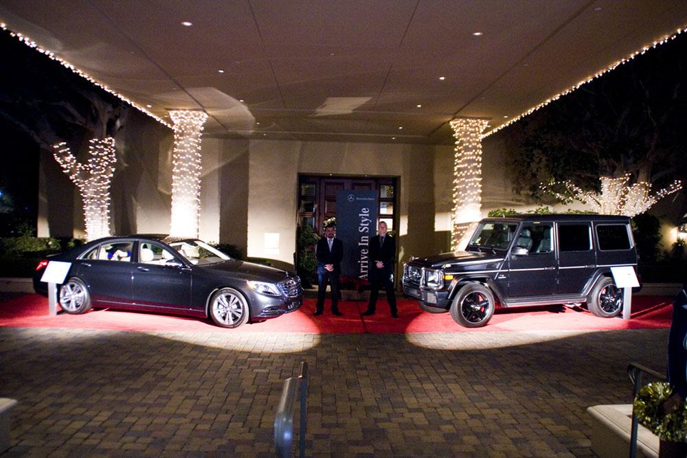 Mercedes-Benz USA- 2013 Lott IMPACT Trophy Award Ceremony Sponsor