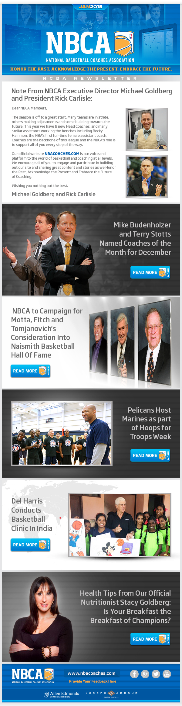 January NBCA Newsletter